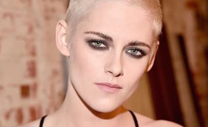 Kristen Stewart Goes Blonde, Shaves Head