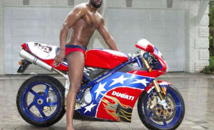 Wyclef Jean Turns 43, Tweets Underwear Pic