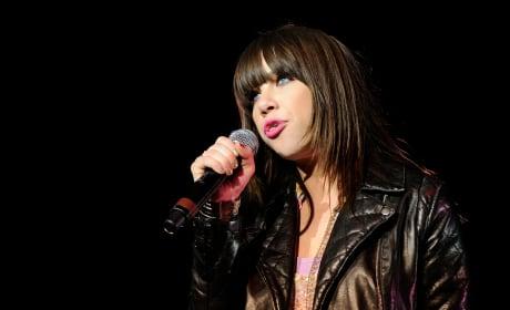 Carly Rae Jepsen in Concert