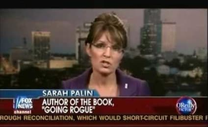 Sarah Palin on The O'Reilly Factor: Still Bashing Family Guy, Plugging Facebook Page