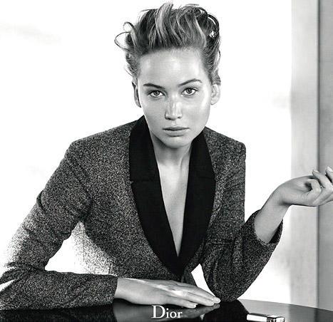 Jennifer Lawrence Dior Picture