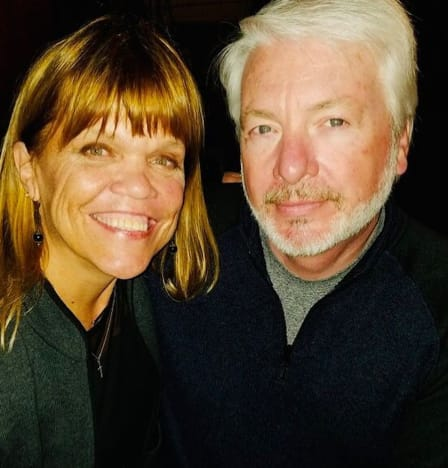 Amy Roloff and Chris Marek are in Love