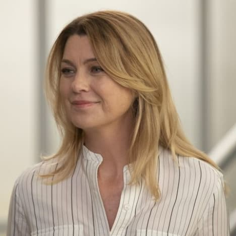 Ellen Pompeo on Season 17