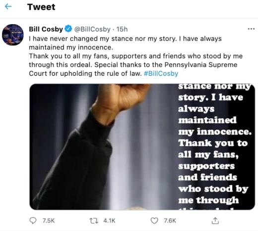 bill co tweet
