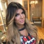 Teresa Giudice Shows Off Her Hair