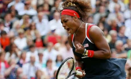 What do you think of Serena Williams' crip walk dance?