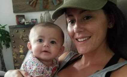 Jenelle Evans' Daughter Ensley: Growing Up SO Fast!