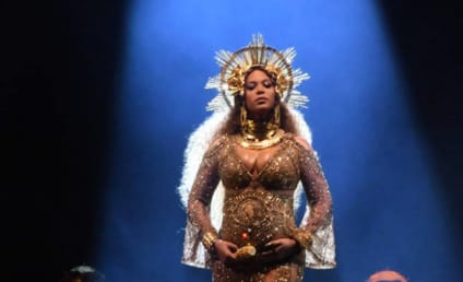 Beyonce, Baby Bump Put on Powerful Performance at Grammys