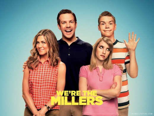 We're The Millers Photo