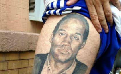 O.J. Simpson Tattoo: Bills Fan Honors Hero, May Need Psychiatric Help