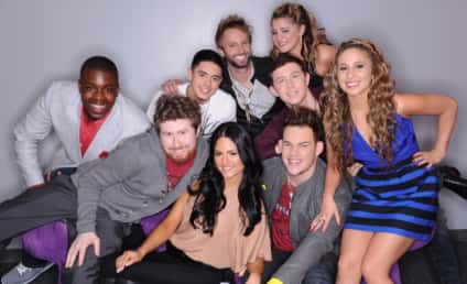 Simon Cowell Dishes on Blake, Jordin, American Idol Finale