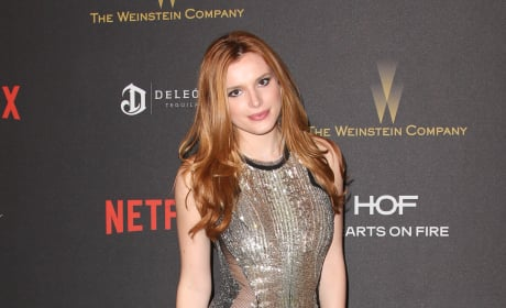 Bella Thorne:  The Weinstein Company and Netflix 2016 Golden Globes After Party