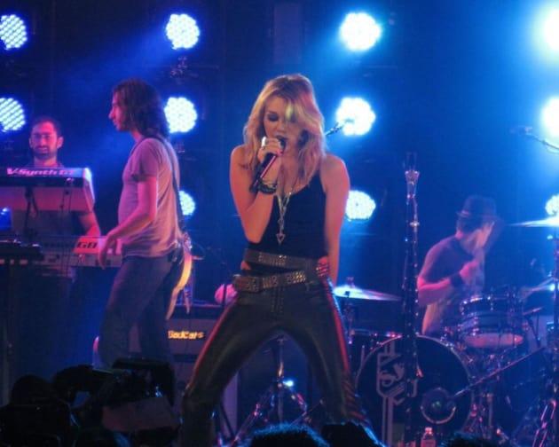 Rockin Miley