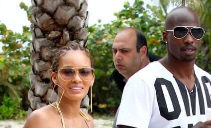 Chad Johnson Threatened to KILL Evelyn Lozada, Alleged Friend Claims
