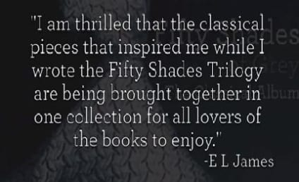 Fifty Shades of Grey Classical Album: Compiled By EL James!