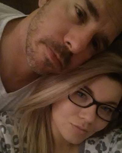 Amber Portwood Instagrams a Photo With Boyfriend Matt Baier