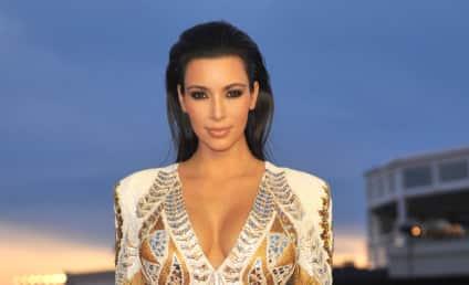 Kim Kardashian and Paris Hilton: They're All Good!