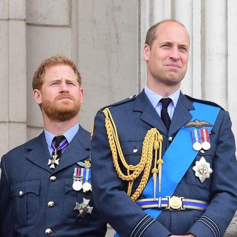 Two Princes Photo