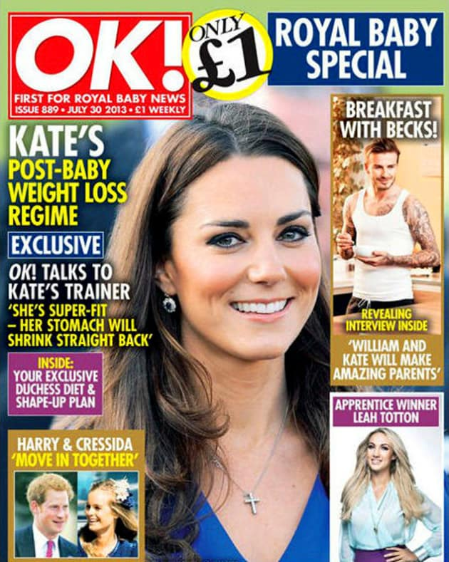 Kate Middleton Weight Loss