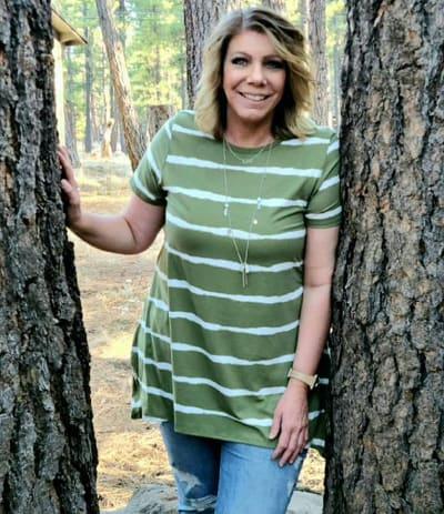 Meri Brown in Nature
