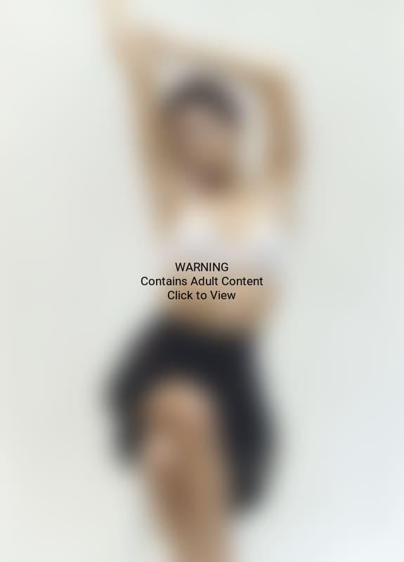 Miranda Kerr in Lace Panties