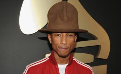 Pharrell Williams' Hat Inspires Grammys Meme, Gets Own Twitter Account