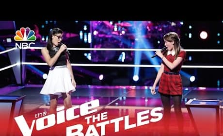 Ivonne Acero vs. Siahna Im (The Voice)