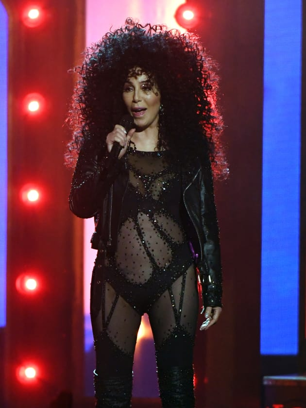 Cher at Billboard Music Awards