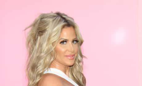 Kim Zolciak Promotes 'Dancing With The Stars'