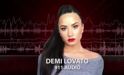 "Demi Lovato 911 Call Features Request for ""No Sirens"""
