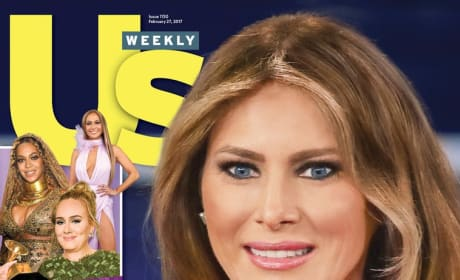 Melania Trump Us Weekly Cover