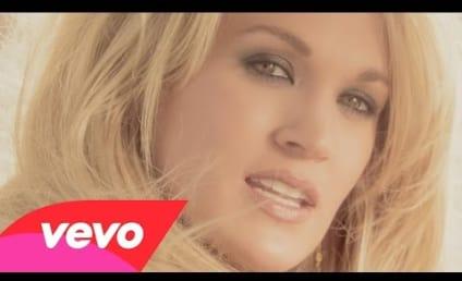 "Carrie Underwood Releases Smoking Hot ""Smoke Break"" Video"
