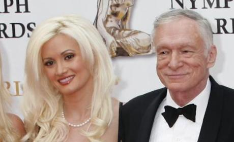 Holly and Hef
