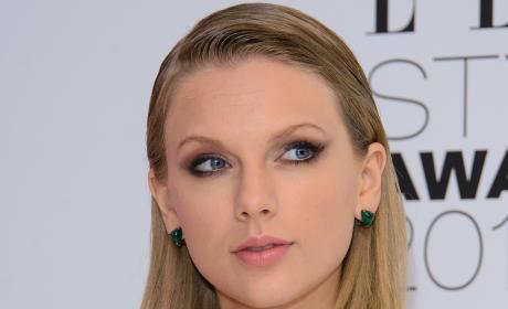 Taylor Swift at Style Awards