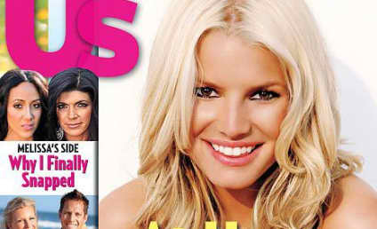 Jessica Simpson Definitely Gushes, Possibly Melts Down Over Baby