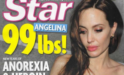 Angelina Jolie: En Route to Rehab After Heroin Relapse (Tabloid Nonsensically Claims)!
