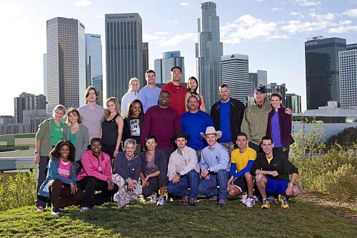 The Amazing Race Cast