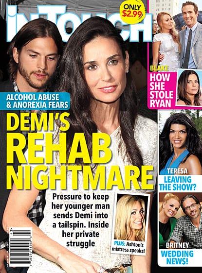 Demi Moore Tabloid Cover