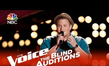 Brian Johnson - Reason to Believe (The Voice)