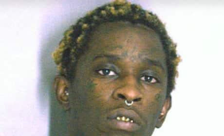 Young Thug Mug Shot