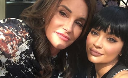 Caitlyn Jenner Turns 66, Hangs with Daughters