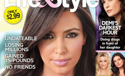 Is Kim Kardashian on the Verge of a Breakdown?