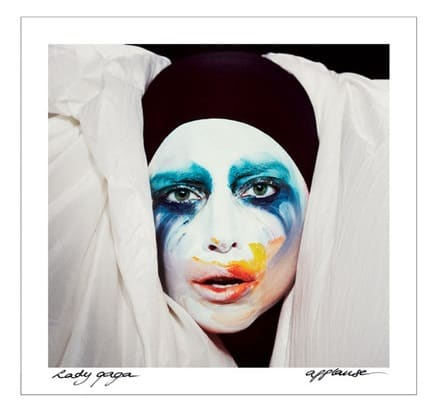 """Lady Gaga """"Applause"""" Cover"""