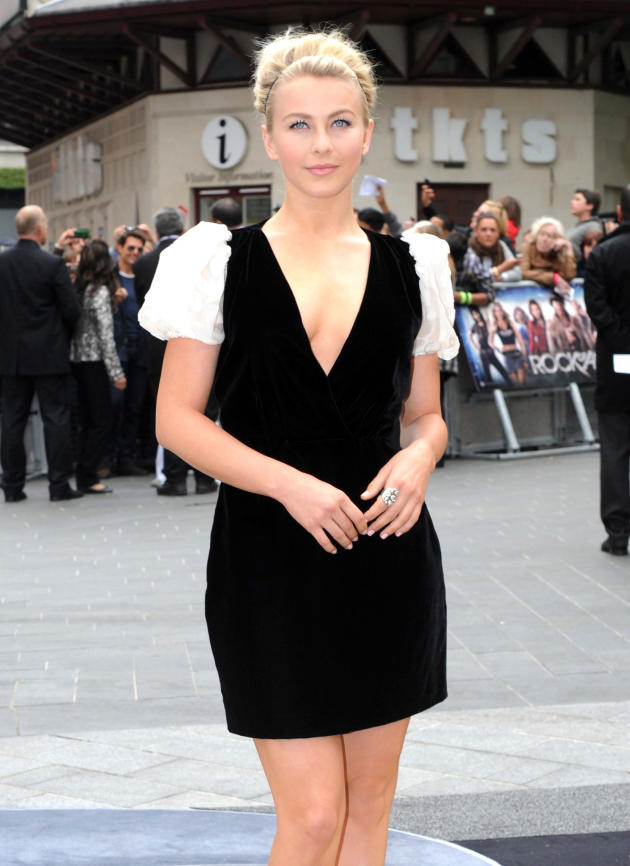 Julianne Hough at Rock of Ages Premiere