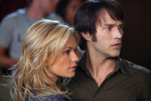 Bill and sookie true blood