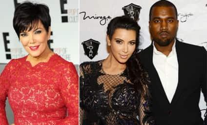 Sorry, Kris: Kimye Rejects $11 Million Wedding Photo Offer