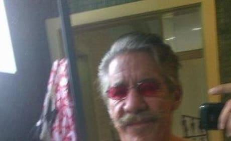 Geraldo Rivera Selfie