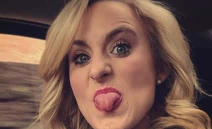 Leah Messer to Critics: Yes, I Totally Feed My Kid!!