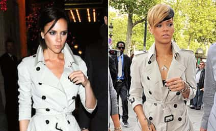 Fashion Face-Off: Victoria Beckham vs. Rihanna
