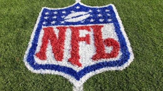 NFL field logo